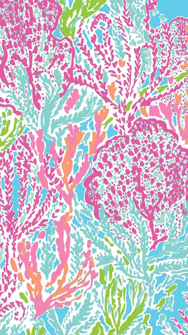 Lilly Pulitzer Wallpaper Quotes Download Lilly Pulitzer Wallpaper For Iphone Gallery