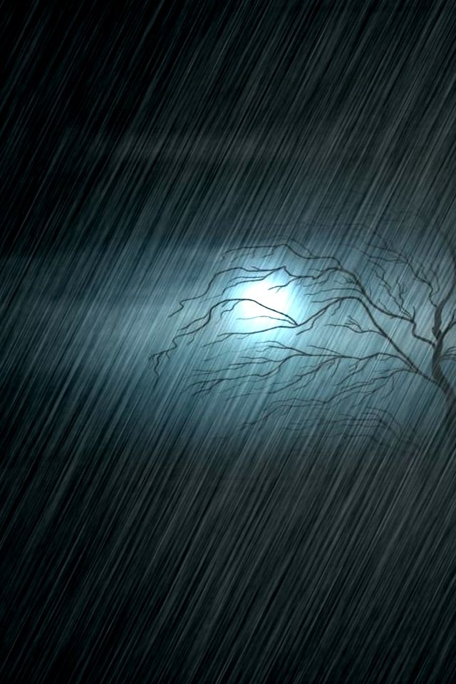 Android Fall Live Wallpaper Download Live Rain Wallpaper For Iphone Gallery