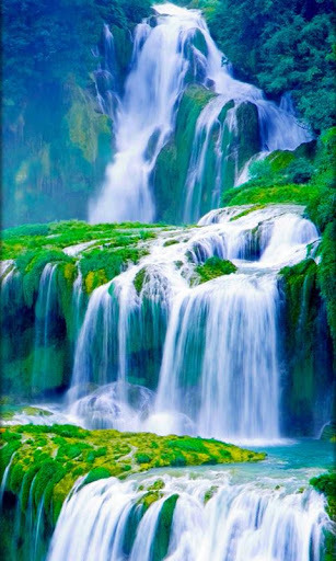 3d Love Wallpapers For Mobile For Touch Screen Free Download Download Live Waterfall Wallpaper For Desktop Gallery