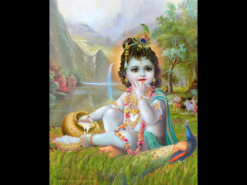 Cute Baby Jesus Wallpaper Download Lord Baby Krishna Images Wallpapers Gallery