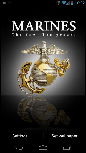 Wallpaper For Mobile Love Quotes Download Marine Corps Live Wallpaper Gallery
