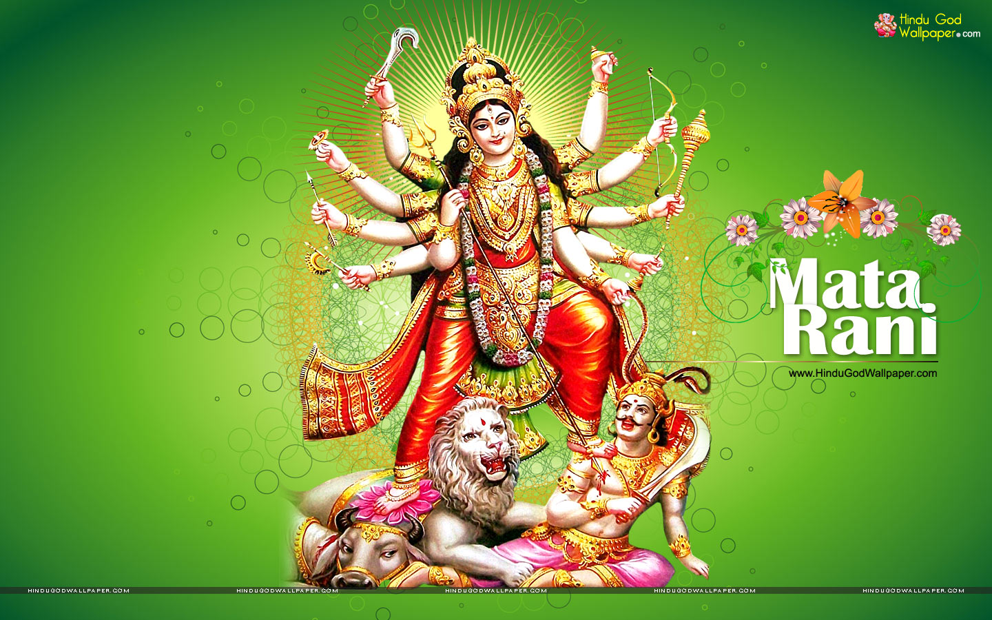 Durga 3d Live Wallpaper Download Mata Rani Wallpaper Full Size Gallery