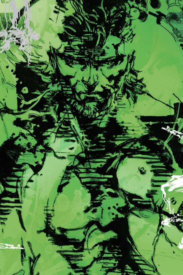 Hulk 3d Wallpaper Full Hd Download Metal Gear Solid Iphone Wallpaper Gallery