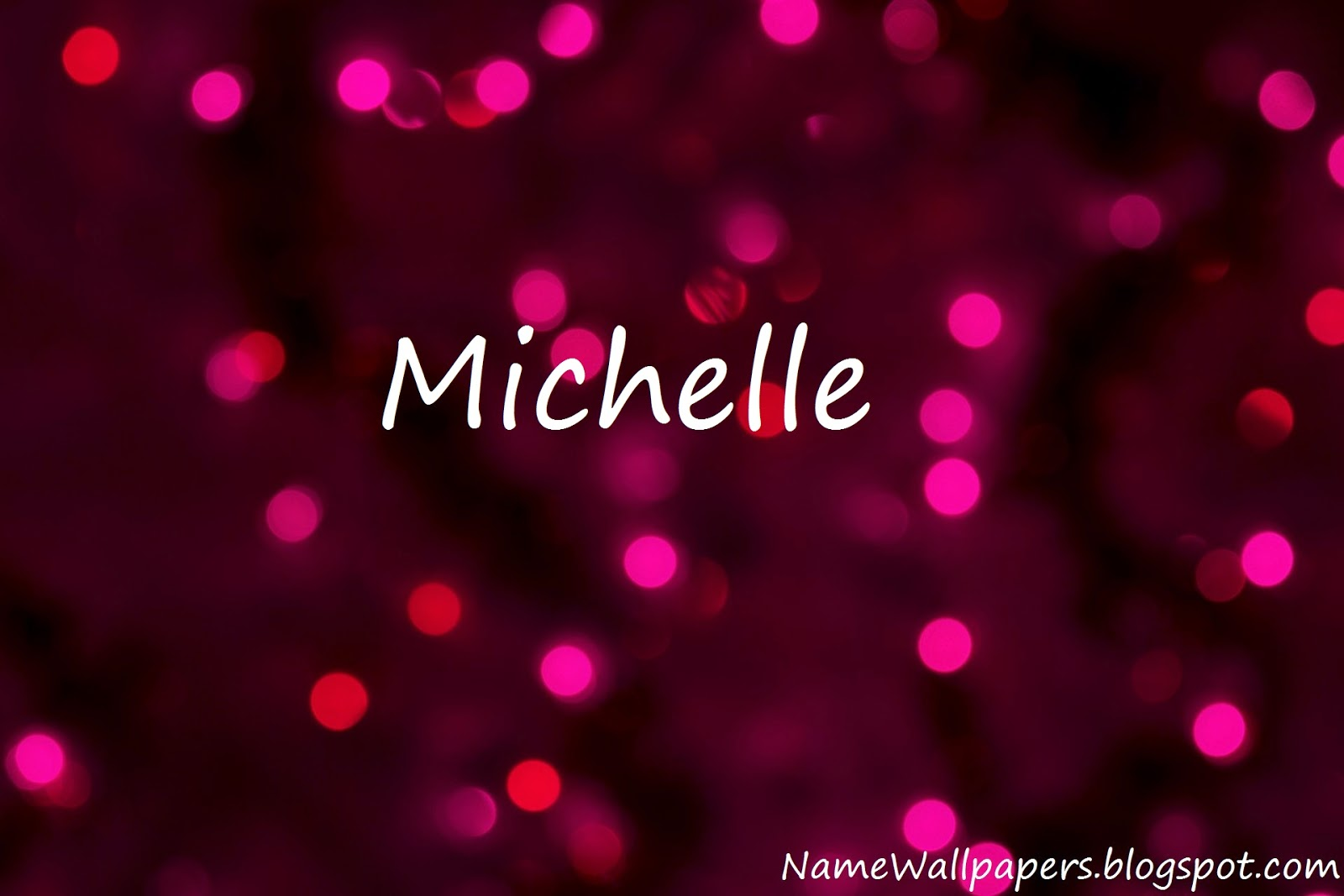 Anime Cell Phone Wallpaper Download Michelle Name Wallpaper Gallery
