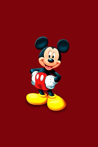 Vector Iphone Wallpaper Download Mickey Mouse Wallpaper Iphone 4 Gallery