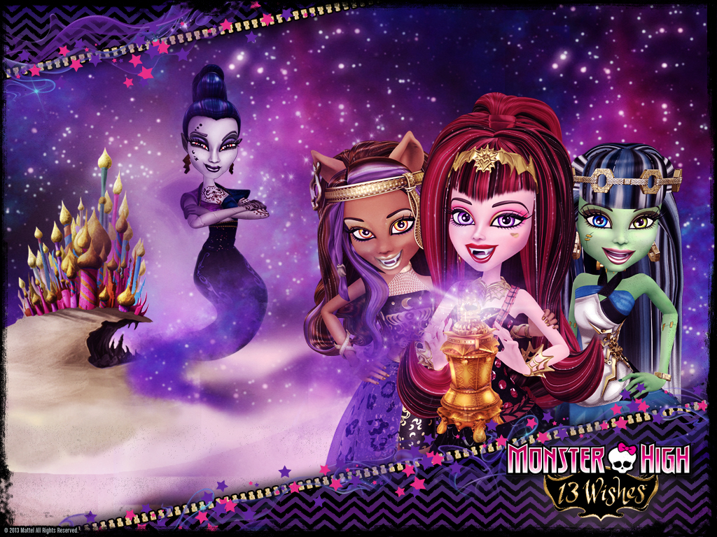 Naruto Wallpaper Iphone Download Monster High 13 Wishes Wallpaper Gallery