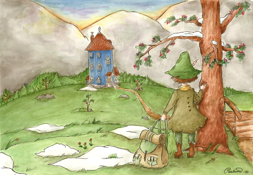 Parents Love Quotes Wallpapers Download Moomin Valley Wallpaper Gallery