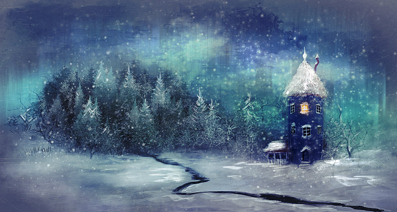 House Quotes Wallpaper Download Moomin Valley Wallpaper Gallery