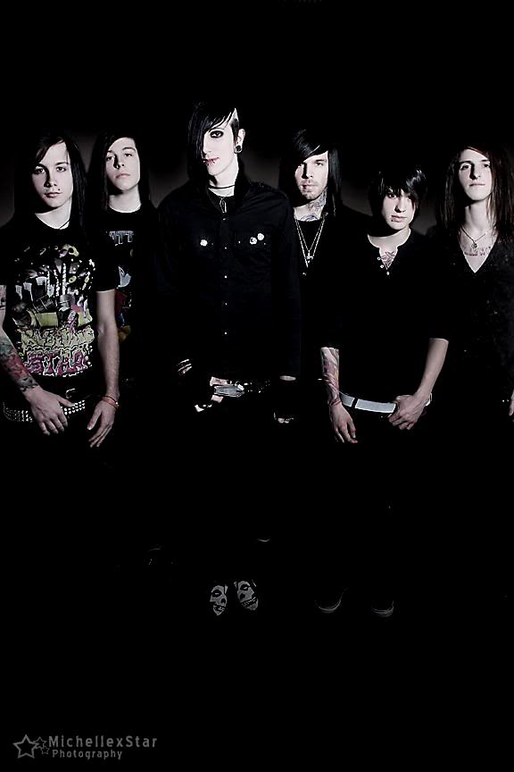 Download Motionless In White Wallpaper Gallery
