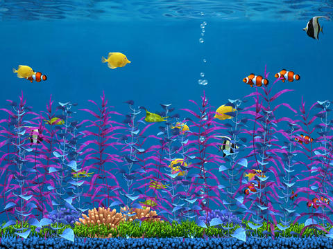 Animated Fish Tank Wallpaper Download Moving Wallpapers For Ipad Gallery