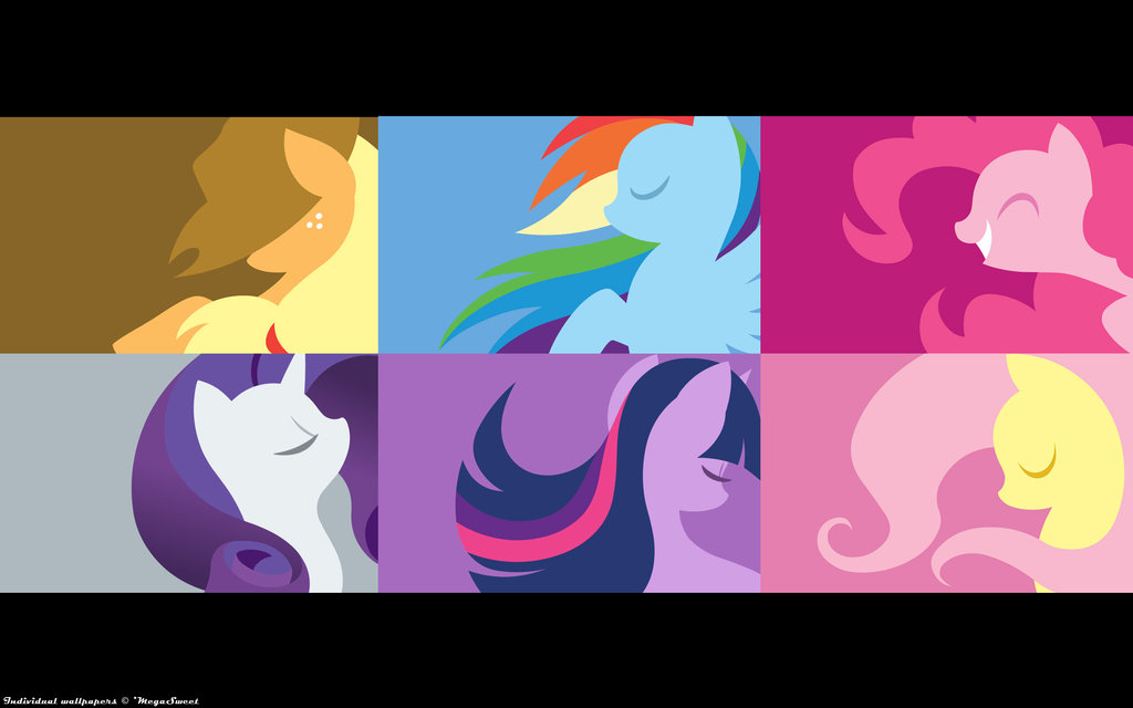 Fall Out Boy Wallpaper Phone Download My Little Pony Mane 6 Wallpaper Gallery