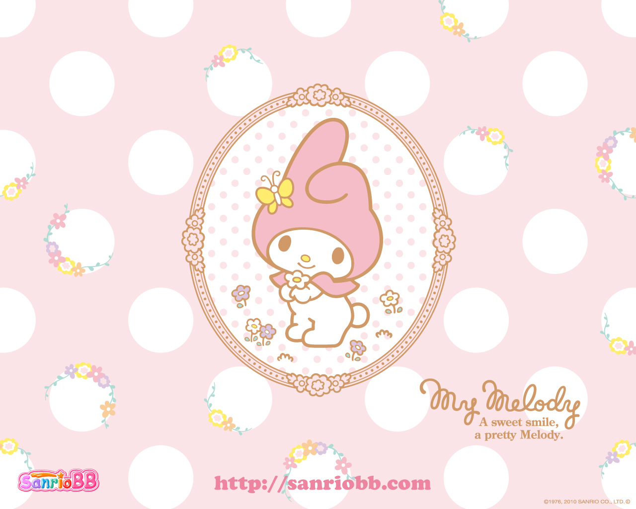 Hello Kitty Fall Wallpaper Download My Melody Wallpaper Gallery