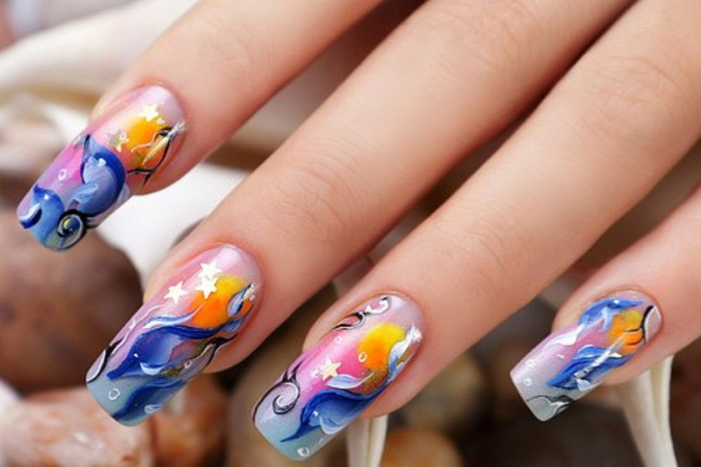Chicago Flag Iphone Wallpaper Download Nail Art Wallpaper Free Download Gallery