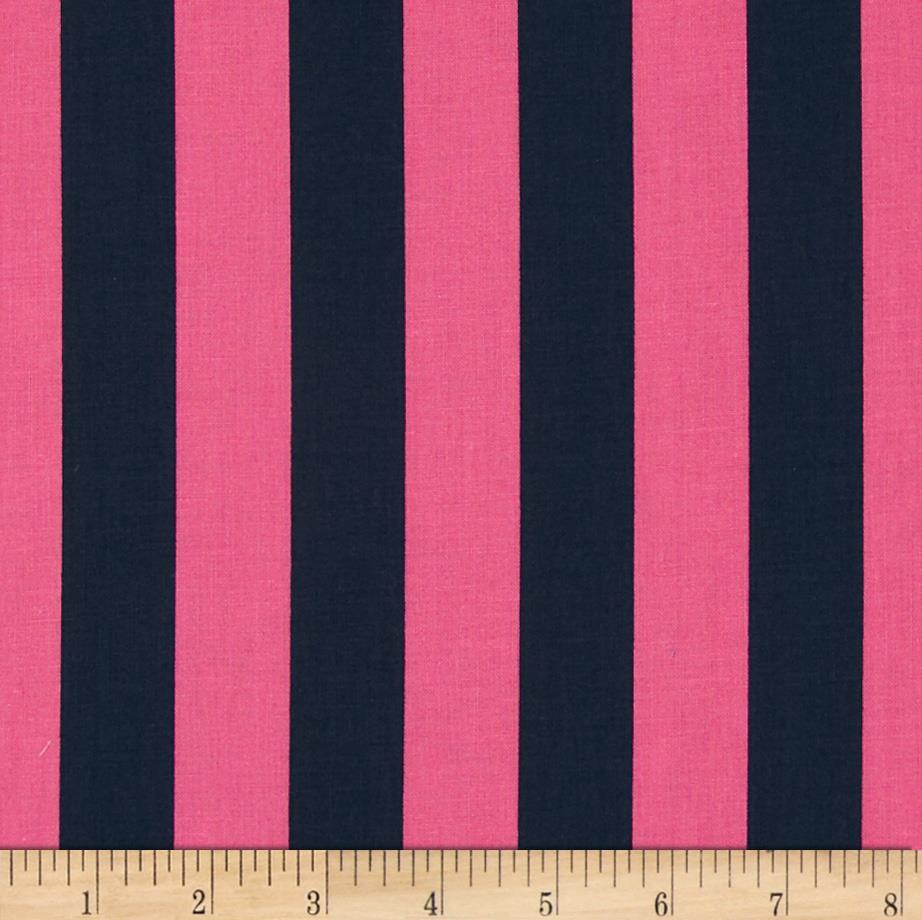 Download Navy Blue And Pink Striped Wallpaper Gallery