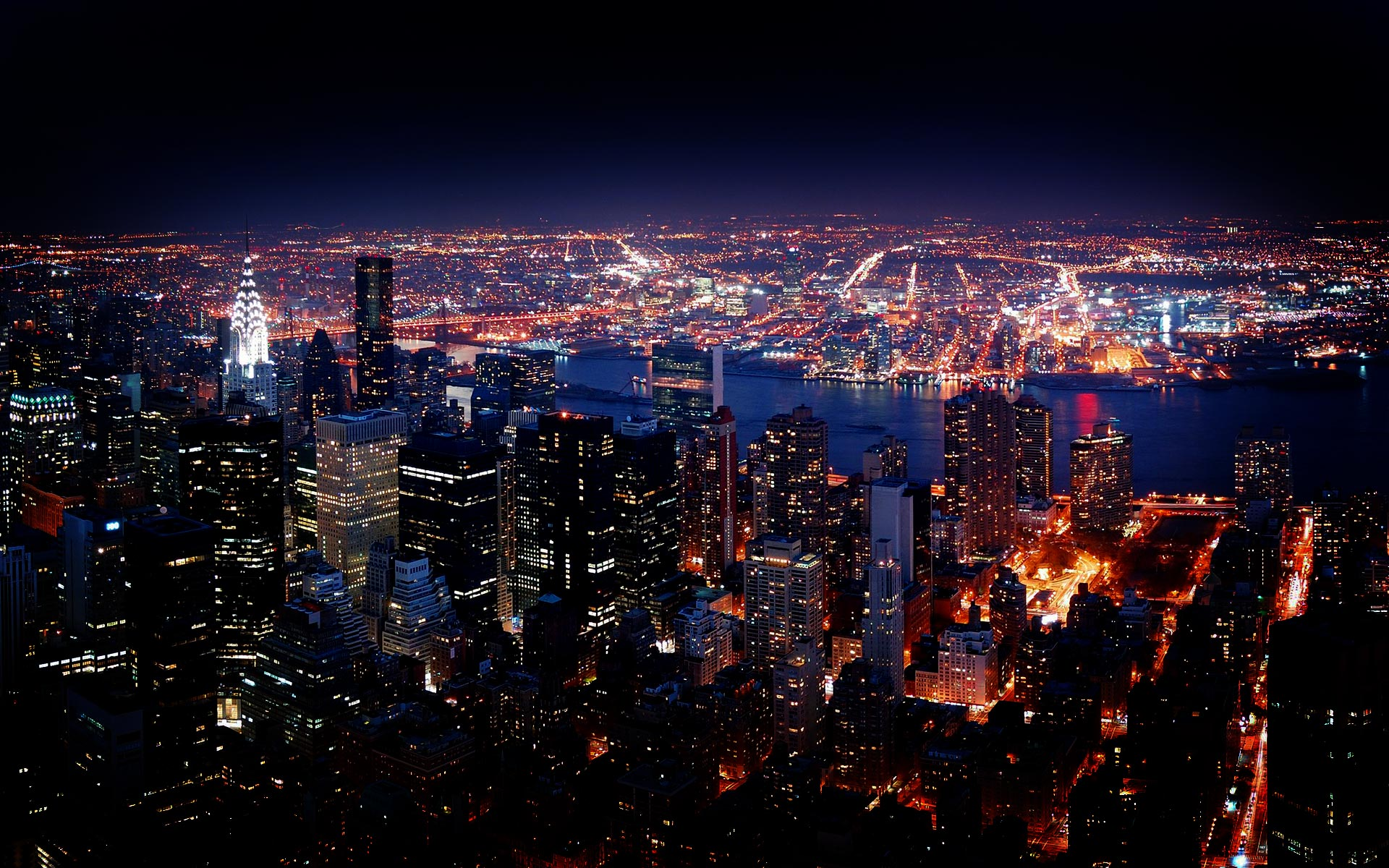 The Yellow Wallpaper John Quotes Download New York City Skyline At Night Wallpaper Gallery