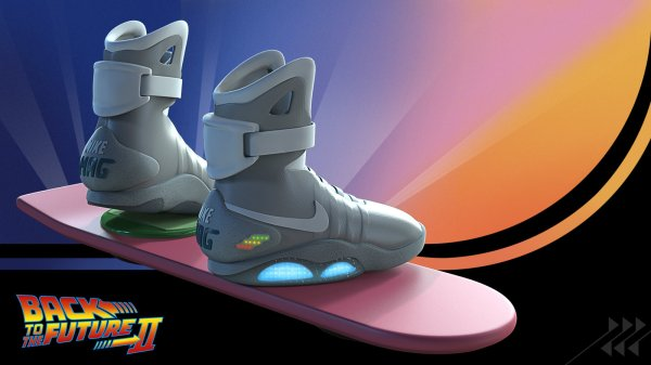 Nike Air Mag Wallpaper