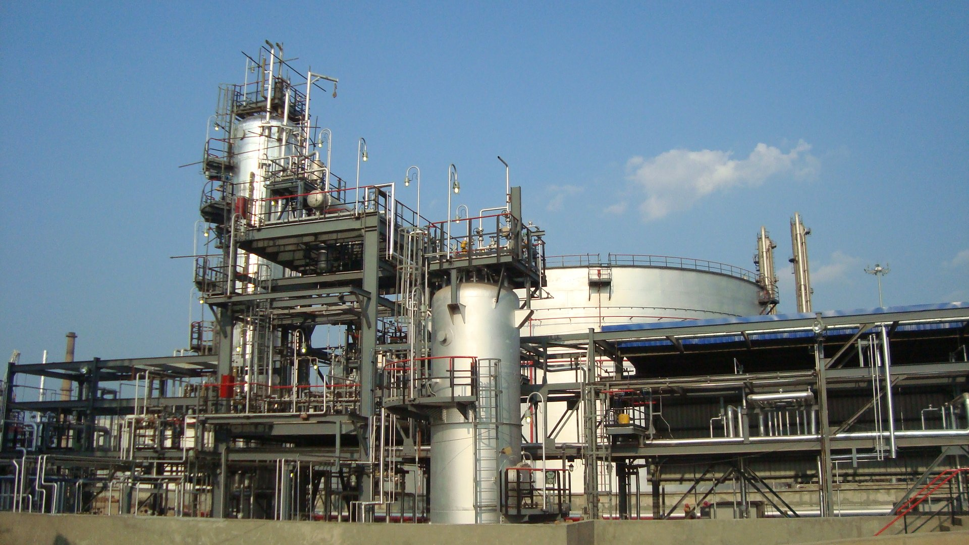 Download Oil Refinery Wallpaper Gallery