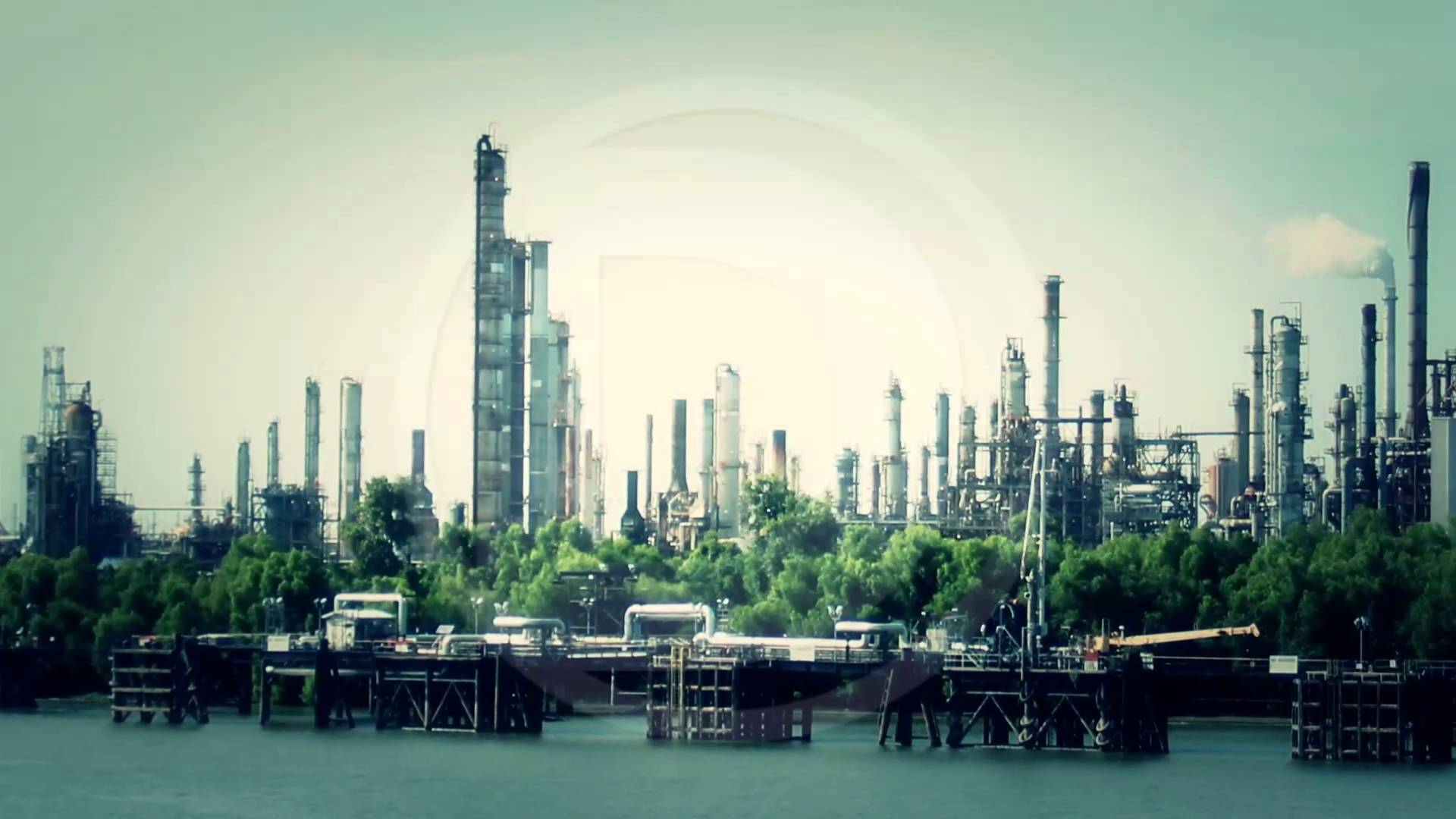 Good Wallpapers Iphone Download Oil Refinery Wallpaper Gallery