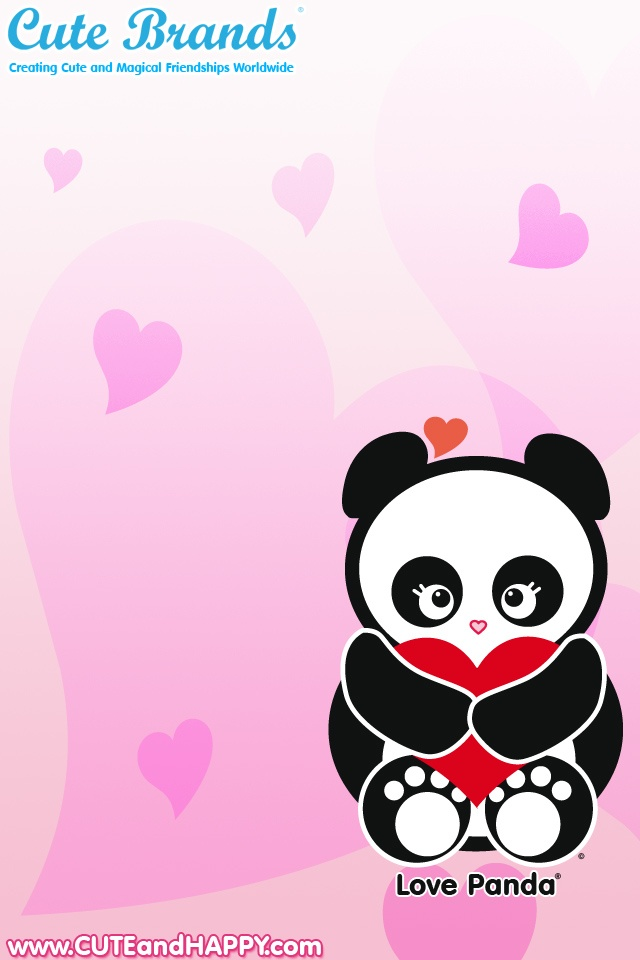 Baby Love Quotes Wallpapers Download Panda Love Wallpaper Gallery