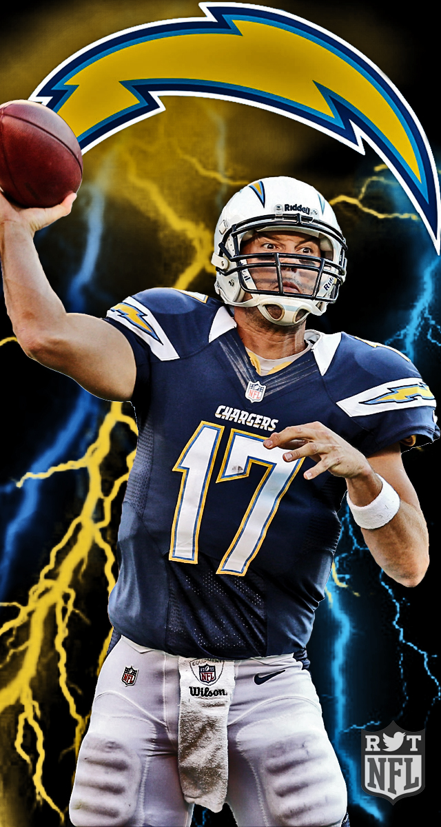Chargers Iphone Wallpaper Download Philip Rivers Wallpaper Gallery
