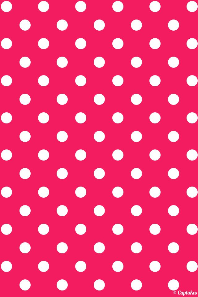 Cute Live Wallpaper For Android Mobile Download Polka Dot Wallpaper Pink Gallery