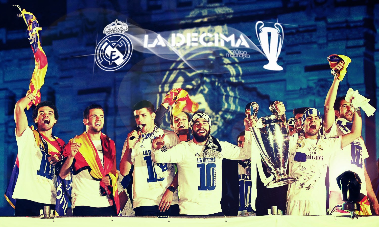 Hd Diwali Wallpapers Free Download Real Madrid La Decima Wallpaper Gallery