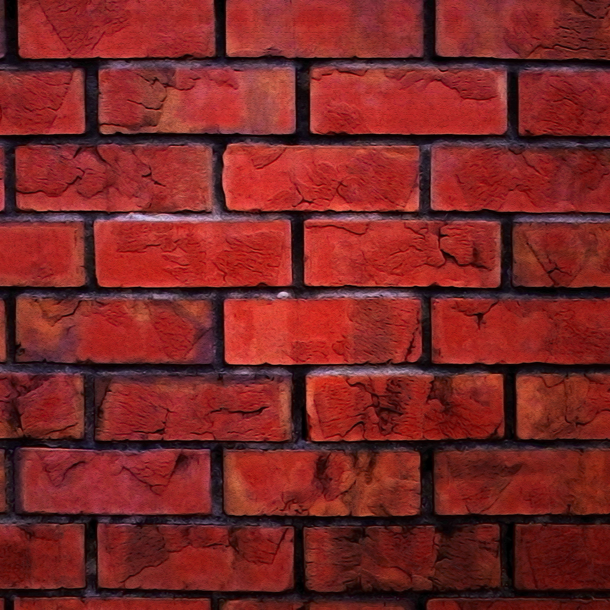 Black 3d Brick Wallpaper Download Red Bricks Wallpaper Gallery