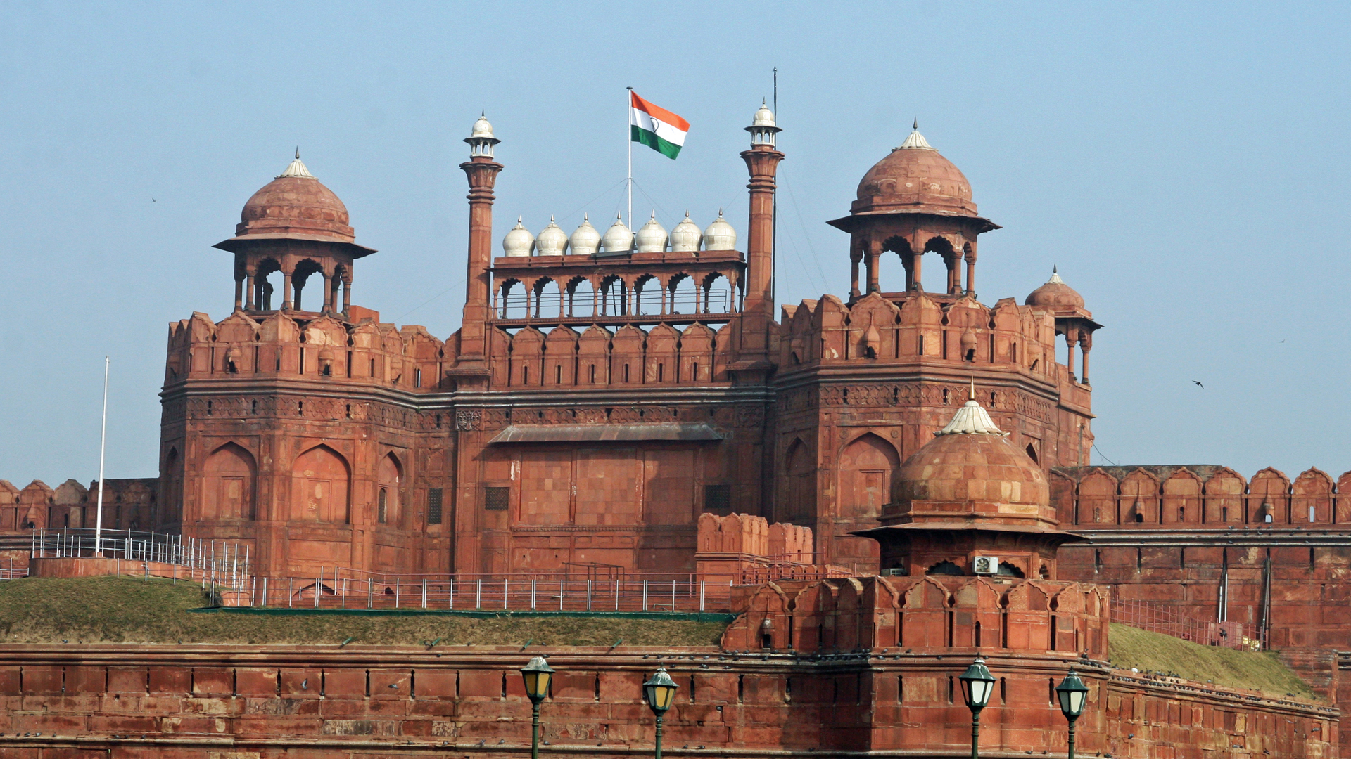 Indian Republic Day Quotes Wallpapers Download Red Fort Hd Wallpaper Gallery