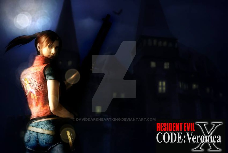 Cute Couples Wallpapers Desktop Download Resident Evil Code Veronica Wallpaper Gallery