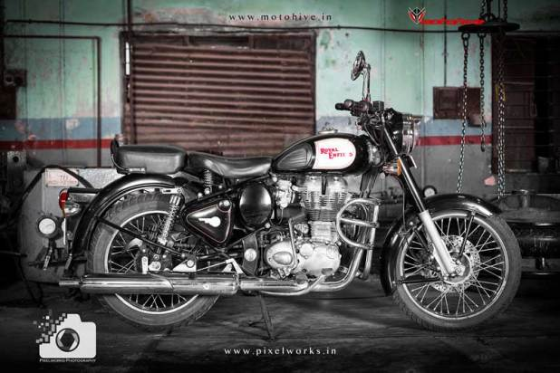 Royal Enfield Classic 350 Wallpapers 1366x768 The Blouse