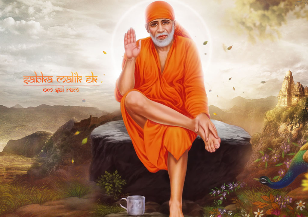 Srk Wallpapers With Quotes Download Sai Baba Wallpapers Hd Free Download Gallery
