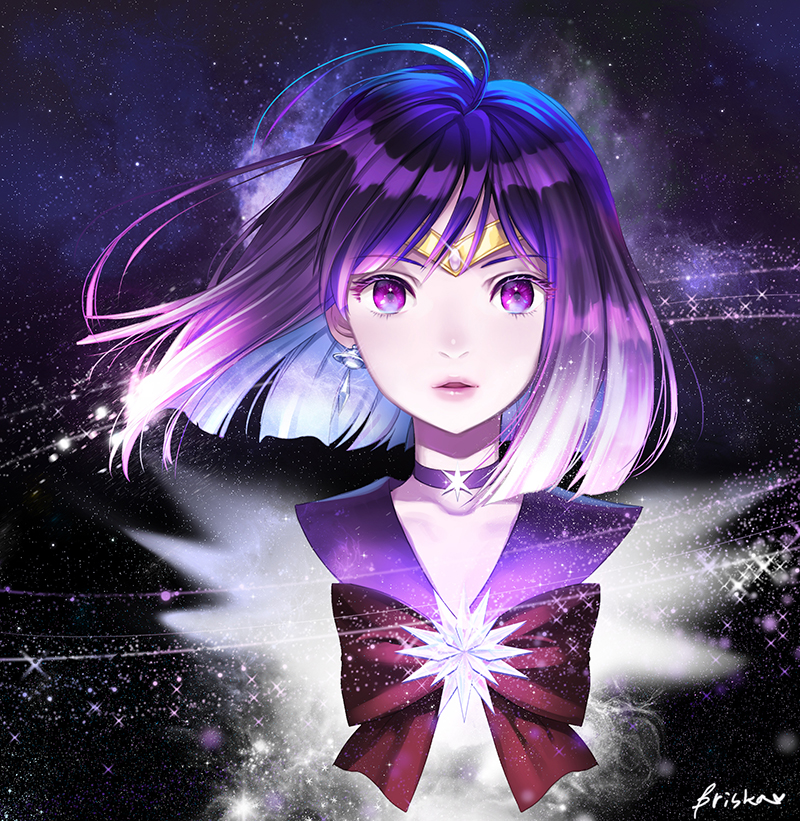 Anime Iphone X Wallpapers Deviantart Download Sailor Saturn Wallpapers Gallery
