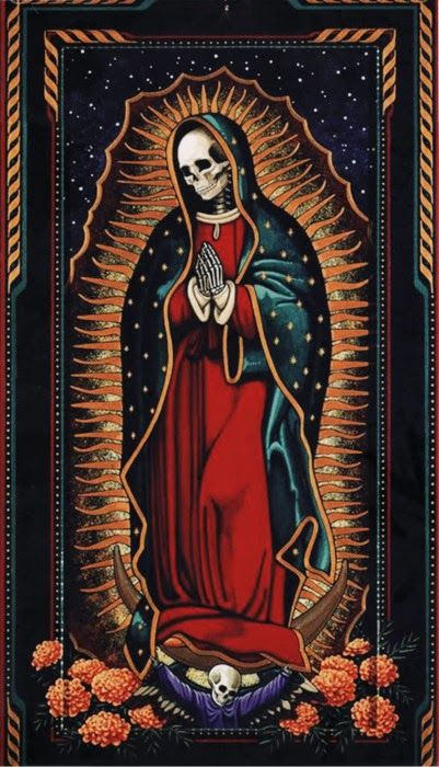 Nice Wallpapers With Quotes For Facebook Download Santa Muerte Wallpapers Gallery