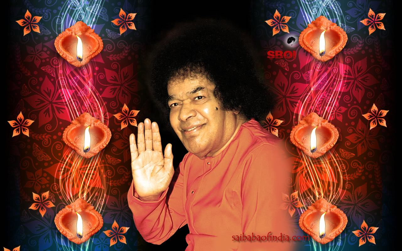 Psychedelic Quotes Wallpapers Download Sathya Sai Baba Wallpapers Free Download Gallery