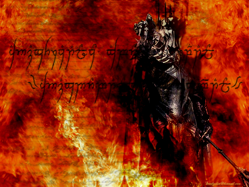 Lord Of The Rings Wallpaper Quotes Download Sauron Wallpaper Gallery