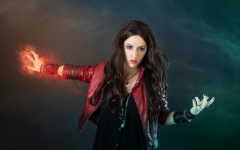 Girl Live Wallpaper For Windows 7 Download Scarlet Witch Wallpaper Gallery