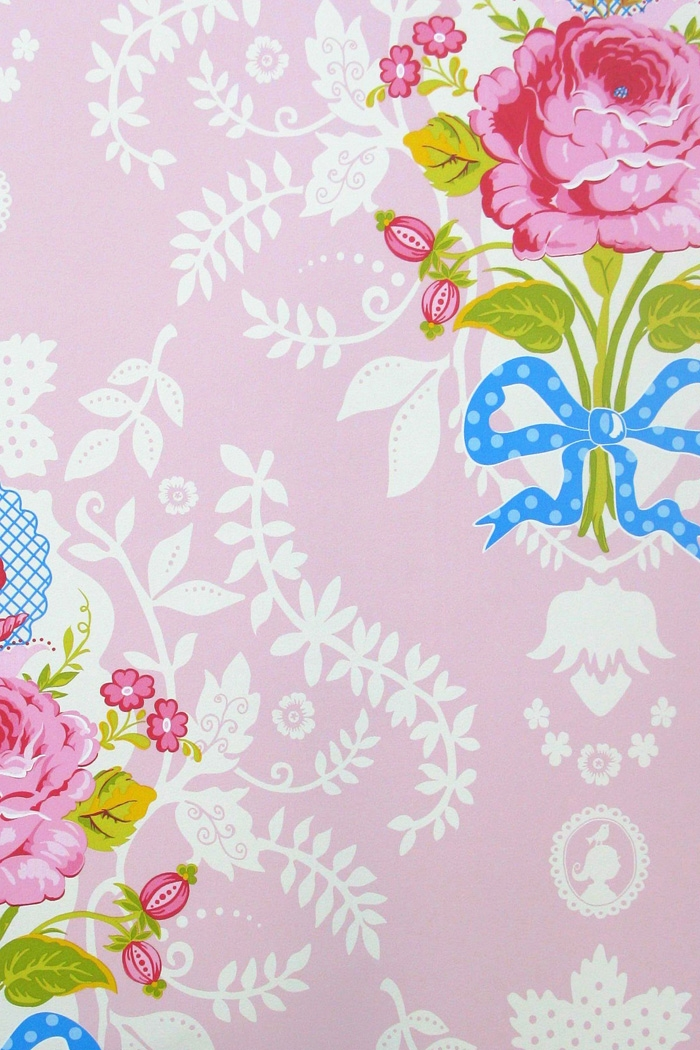 The Yellow Wallpaper Love Quotes Download Shabby Chic Pink Wallpaper Gallery