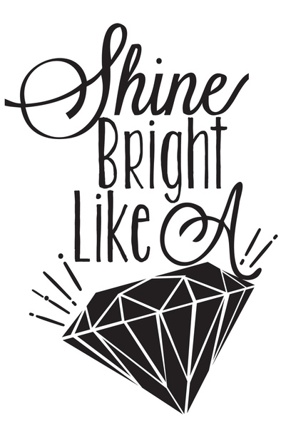 Download Shine Bright Like A Diamond Wallpaper Gallery