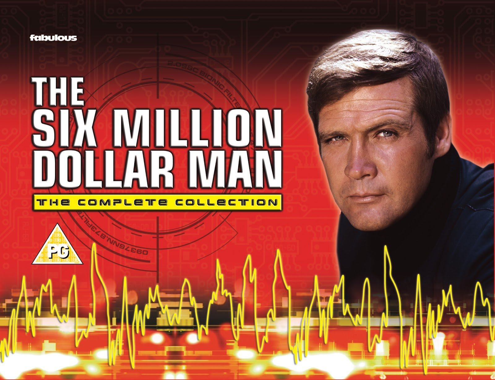 Supreme Hd Wallpaper Download Six Million Dollar Man Wallpaper Gallery