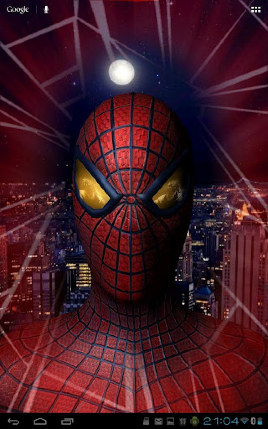 Free Fall Color Wallpaper Download Spider Man Live Wallpaper Gallery