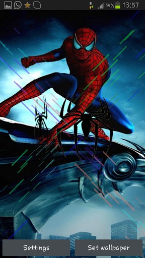 3d Rose Live Wallpapers Download Download Spider Man Live Wallpaper Gallery