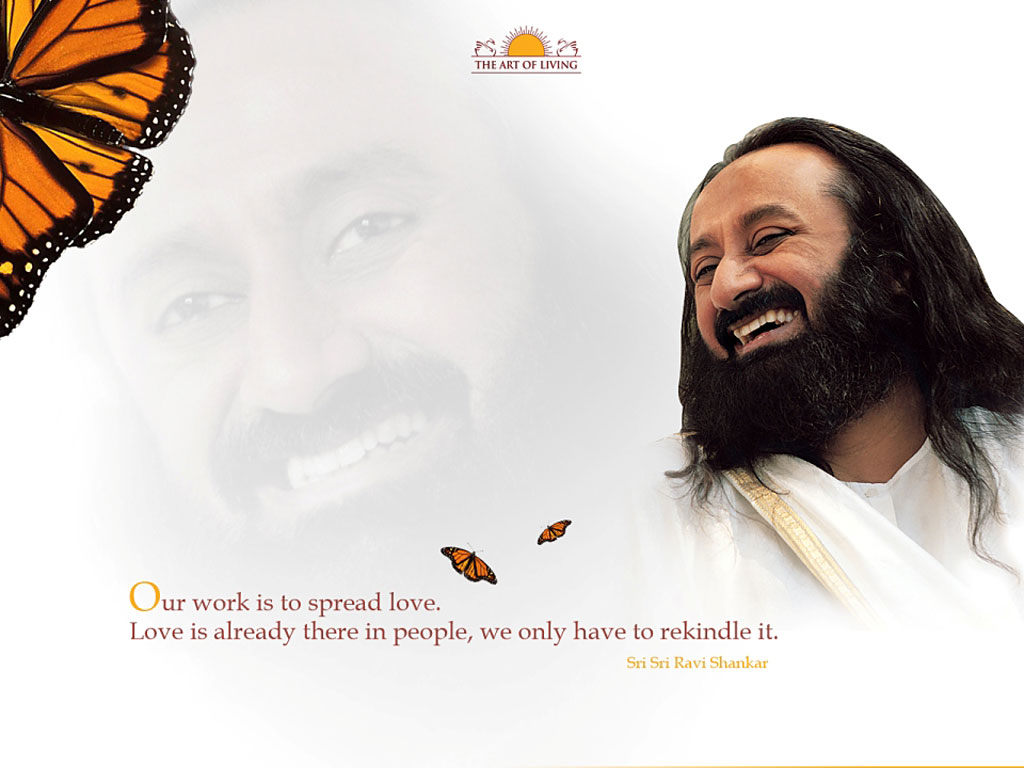 Los Angeles Quotes Wallpapers Download Sri Sri Ravi Shankar Pictures Wallpapers Gallery