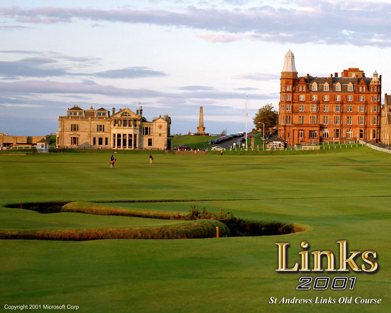 High Resolution Wallpaper Fall Download St Andrews Golf Wallpaper Gallery