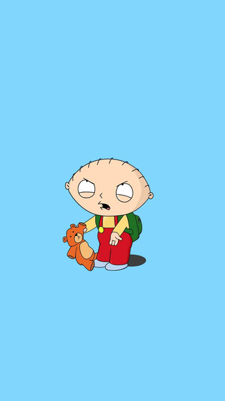 Iphone X Live Wallpaper Anime Download Stewie Wallpapers Gallery
