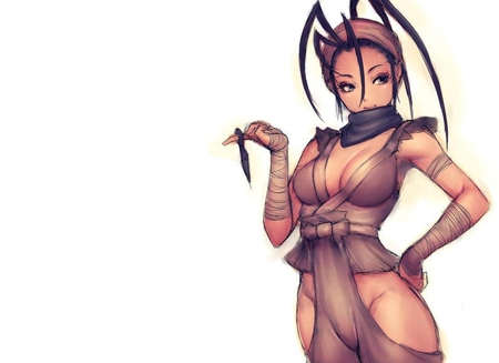 Happy Birthday 3d Name Wallpaper Download Street Fighter Ibuki Wallpaper Gallery