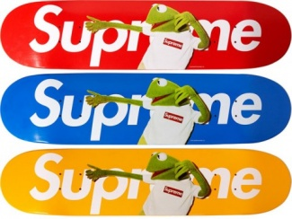 Kermit Iphone Wallpaper Download Supreme Kermit Wallpaper Gallery