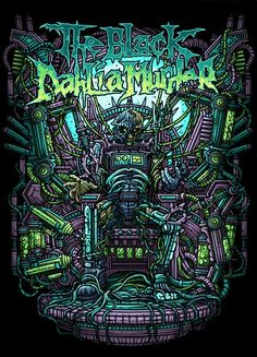 Funny Wallpaper Quotes Free Download Download The Black Dahlia Murder Wallpaper Gallery