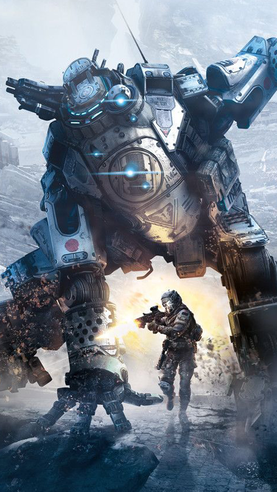 Download Free 3d Live Wallpaper For Windows Xp Download Titanfall Iphone Wallpaper Gallery