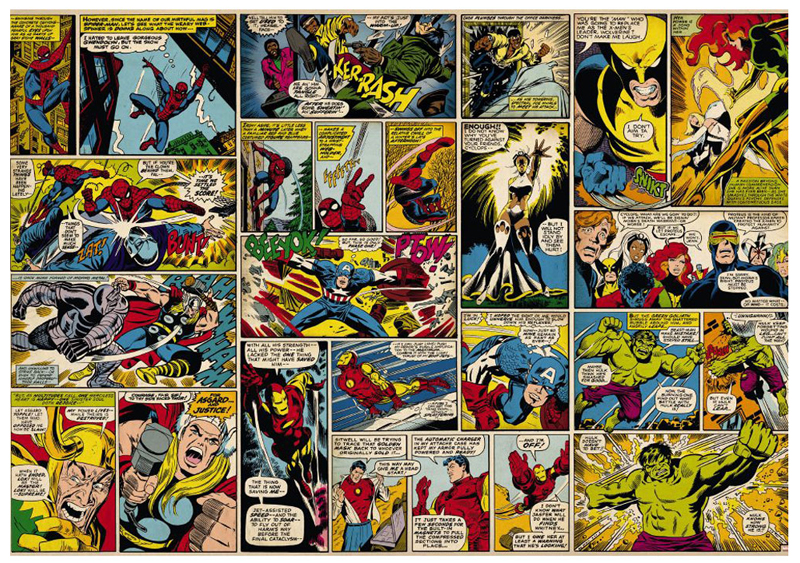 The Avegners Wallpaper Quotes Download Vintage Comic Book Wallpaper Gallery