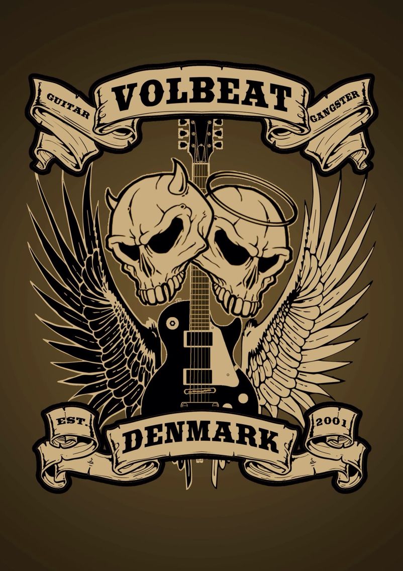 Live Moving Wallpaper For Iphone Download Volbeat Wallpaper Gallery